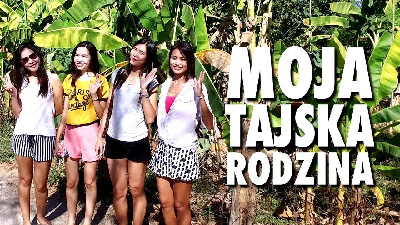 Moja tajska rodzina Vlog#4