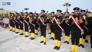 مصر العربية |  وضع أكاليل الزهور على النصب التذكاري لشهداء الشرطة