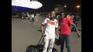 MCA Tricky visits Tallest building in Dubai ( Churchill show Web Exclusives)