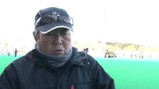 12月21日(土) に岐阜県グリーンスタジアムにて行われた高円宮牌 2013 男...
