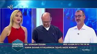 Dr. Görkem Özgen - Kasık fıtığı-Ameliyat fıtığı-Göbek fıtığı - Günaydın Doktor (TV8 - 18.8.2017)