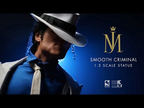Michael Jackson Smooth Criminal 1/3 Scale Statue from PureArts