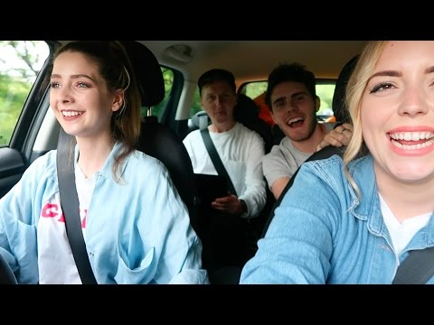 FAMILY CARPOOL KARAOKE