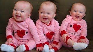 عندما ولدت زوجته 3 توائم ، خرج الزوج لشراء الحفاضات ، وعاد عندما كبروا الاطفال !!