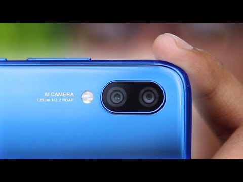 Redmi Note 7 - Camera Review