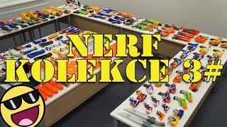 Nerf Kolekce 3# - 10.2015 - Nejvetsi CZ SK sbirka