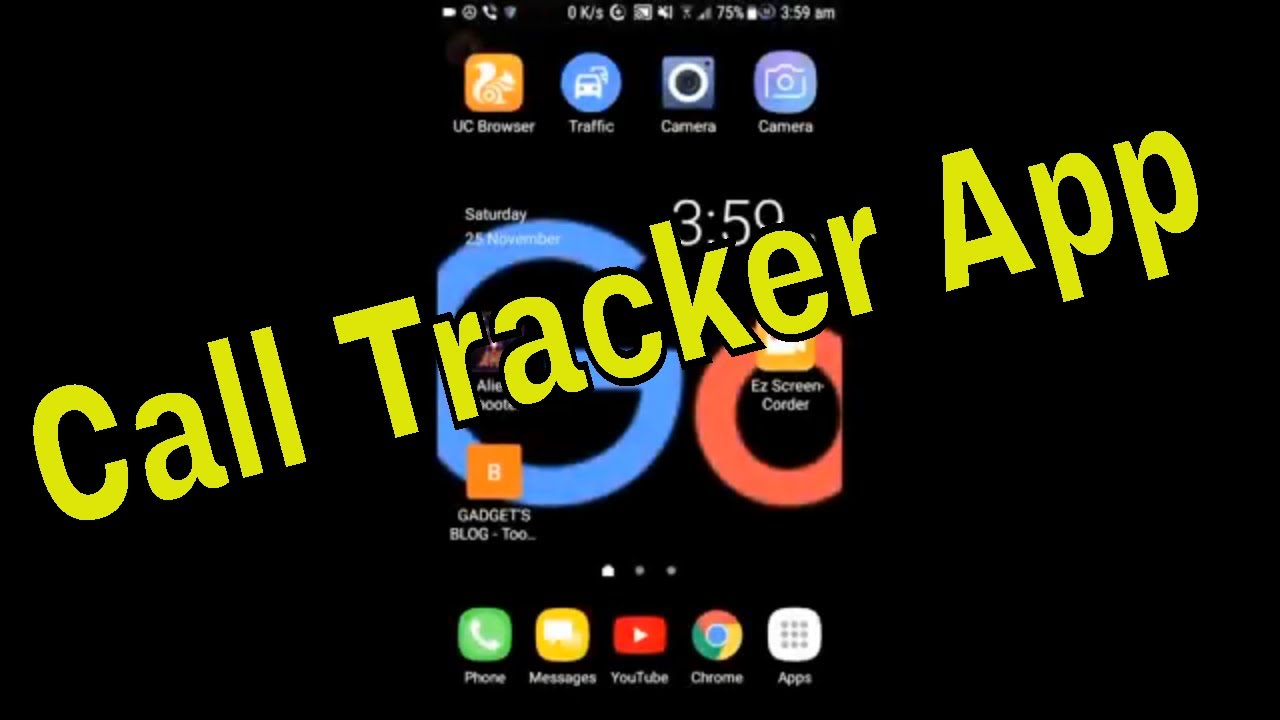 Call Tracker | Trace Caller Location | Truecaller App | Call Record App
