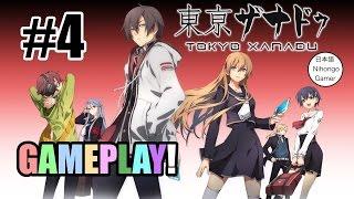 Tokyo Xanadu [Vita] GAMEPLAY #4 - First Boss!