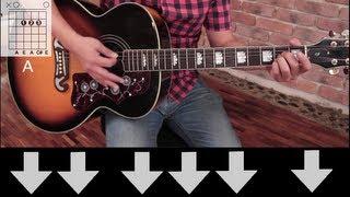"Como tocar ""Yo Quisiera"" de Reik - Tutorial Guitarra (Acordes) HD"