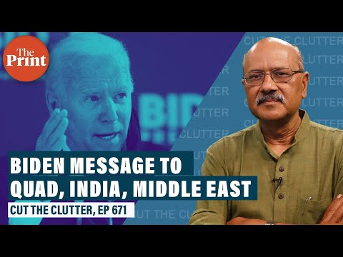 Team Biden begins calling friends & foes: continuity & change in US policy for M-E, China & India