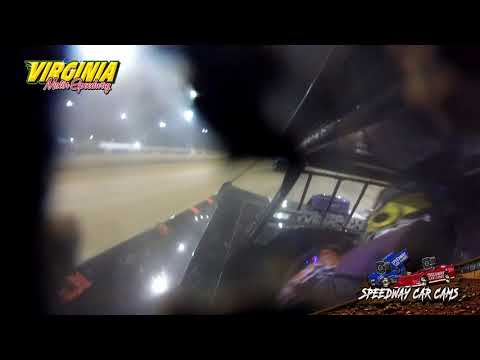 #05 TJ Brittain - Crate Late Model - 9-14-19 Virginia Motor Speedway - In-Car Camera