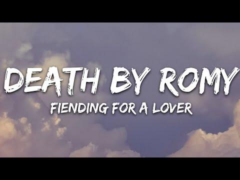 Deathbyromy - Fiending For A Lover