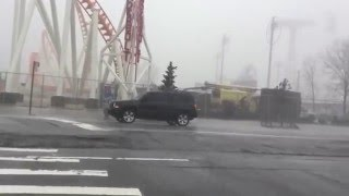 Coney Island Storm 02-16-16