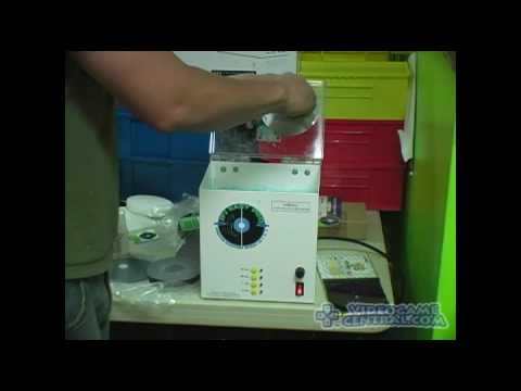disc repair machine reviews