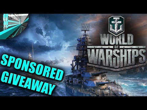 Let's Play World Of Warships (+Giveaways)