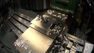 How to Mill a Pocket or a Slot on the Vertical Milling Machine