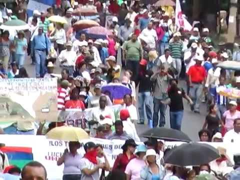 Eyewitness HONDURAS -  Resistance to the Coup D'état