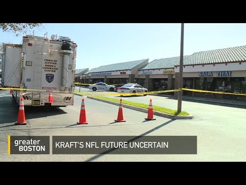 Kraft's Uncertain Future In The NFL