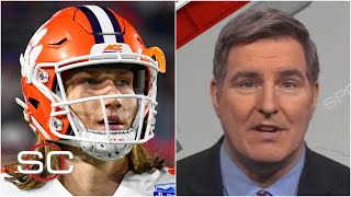 Discussing Trevor Lawrence's future with Clemson | SportsCenter