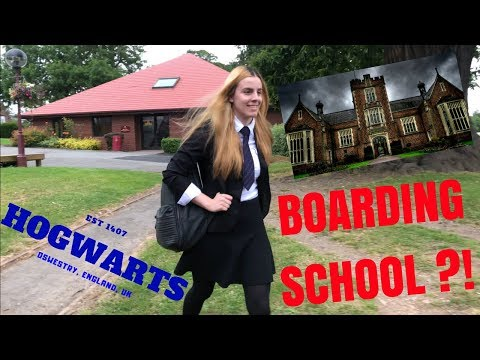 A DAY IN MY LIFE: BOARDING SCHOOL / ДЕН ОТ ЖИВОТА МИ: ПАНСИОН