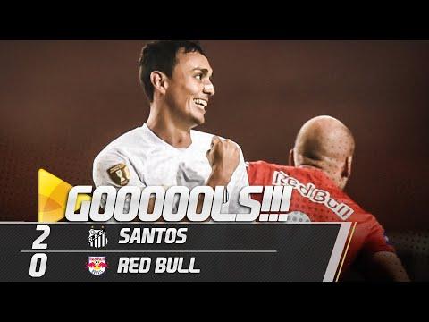 Santos 2 x 0 Red Bull | GOLS | Paulistão (23/03/19)
