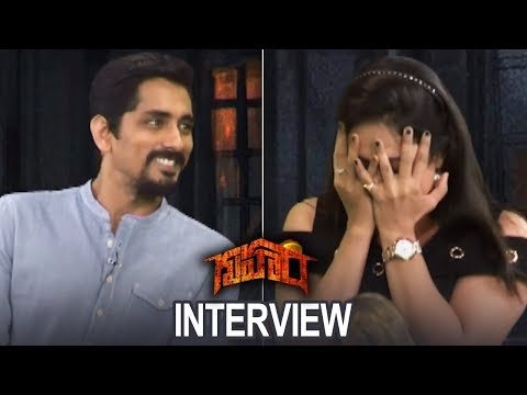 Hero Siddharth Special Interview About Gruham Movie | TFPC