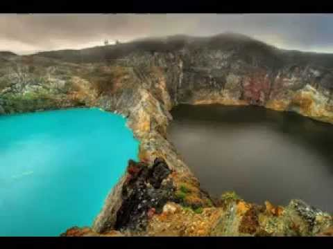 Kelimutu Lake, Flores Island, Indonesia - Best Travel Destination