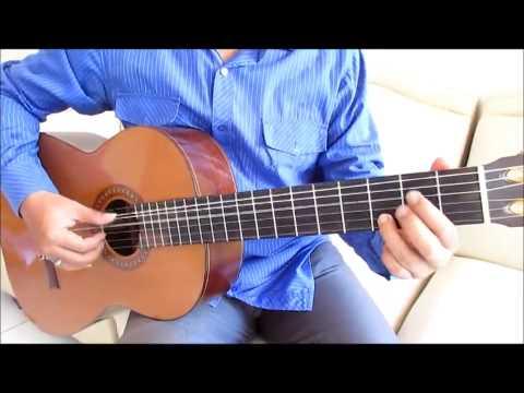 Belajar Kunci Gitar Nineball Hingga Akhir Waktu Petikan Mudah