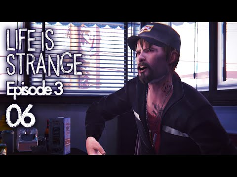LIFE IS STRANGE [S03E06] - Tom's Diner ★ Let's Play Life is Strange