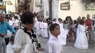 Город Vieste, церковный праздник!!!! Thumbnail