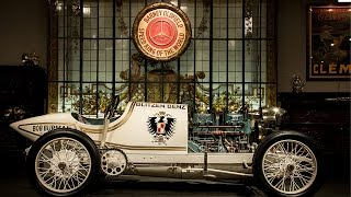 Mercedes: Living a Dream, Driving a Legend: William Evans & The Blitzen Benz