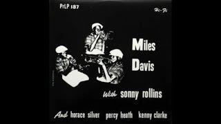 Miles Davis - Miles Davis with Sonny Rollins (1954) - [Classic Jazz Music]