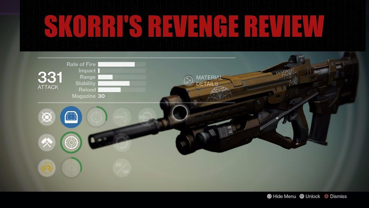 the crucible revenge