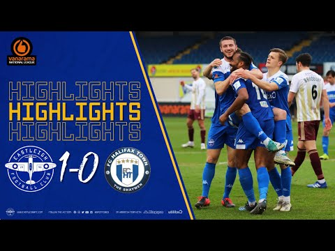 Eastleigh Halifax Goals And Highlights