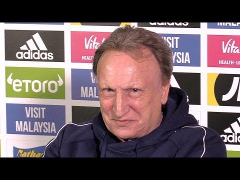Neil Warnock Full Pre-Match Press Conference - Everton v Cardiff - Premier League