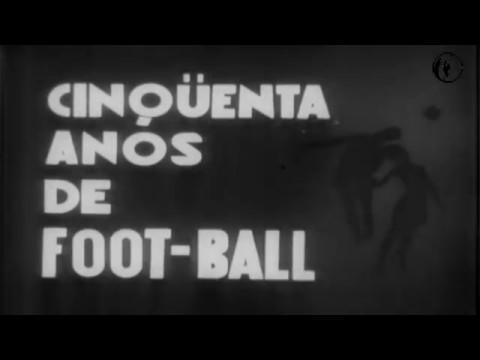 I Congresso Nacional de Futebol nas Salésias em Outubro de 1938