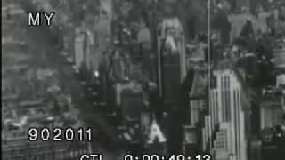 Nowy Jork wieżowce, Rok 1947 - już wtedy 8 milion ludzi mieszkało w mieście