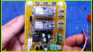 DC Protect With Overload and Overheat Protection | Simple Circuit | PDF file