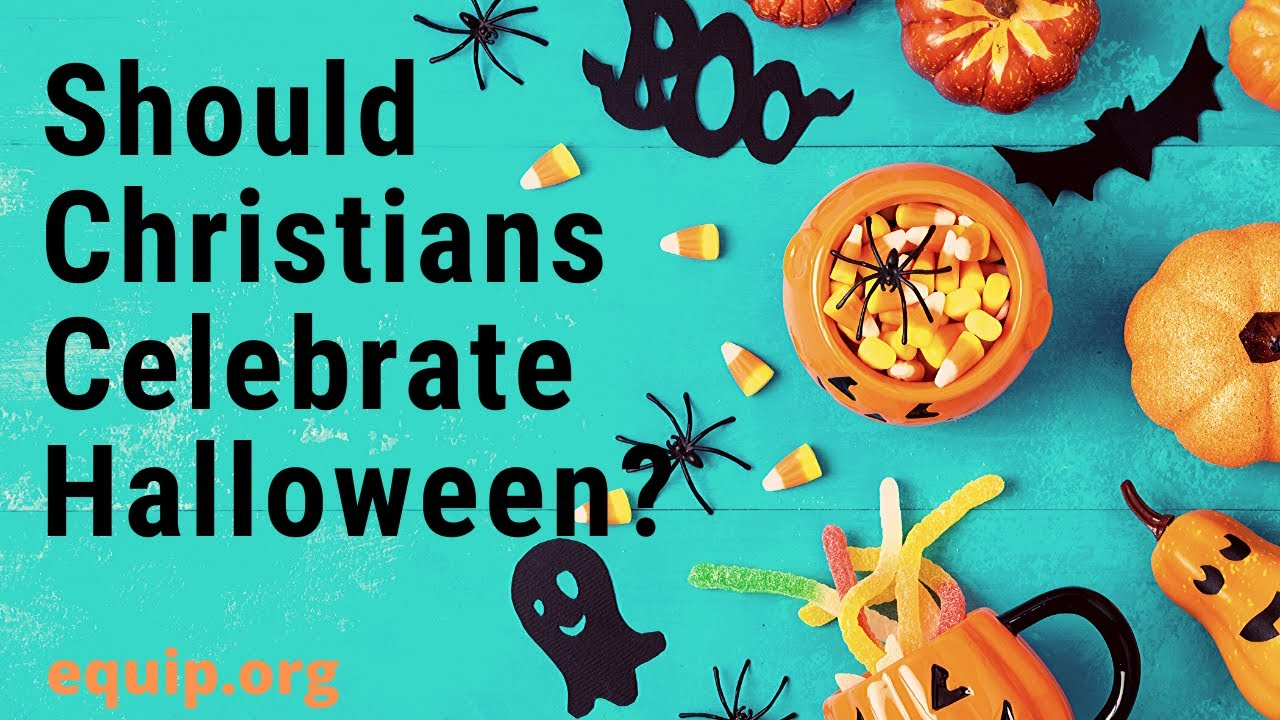 should christians celebrate halloween? - hank hanegraaff - youtube