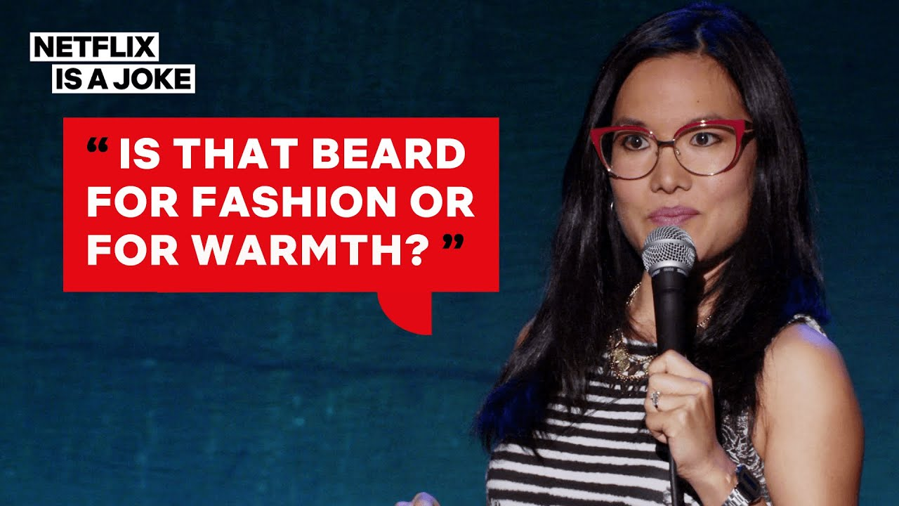 Ali Wong: Is He Homeless or Hipster?