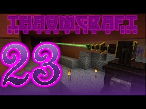 Repeat Thaumcraft 4 2 3 5 with Birdtross - E31 - Vis