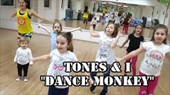 """Dance Monkey"" Zumba Kids Choreography"