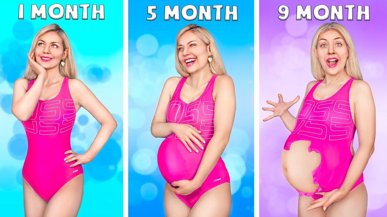 Download 13 Situaciones Clásicas Durante el Embarazo / Trucos para Embarazadas