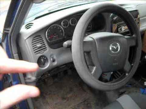 2007 Mazda B2300 Dash Lights Talking Youtube