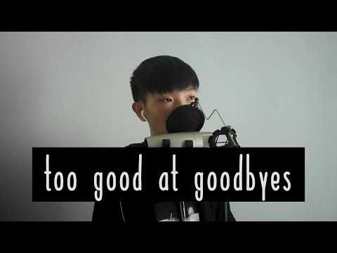 Sam Smith - Too Good At Goodbyes (Cover) | Joeseph