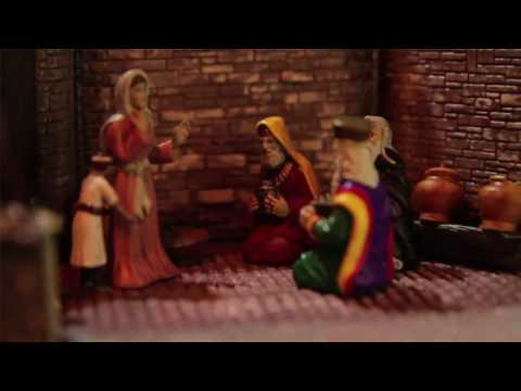 The Wise Men Visited Jesus