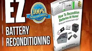 EZ Battery Reconditioning Course Reviews  -  EZ Battery Recond…