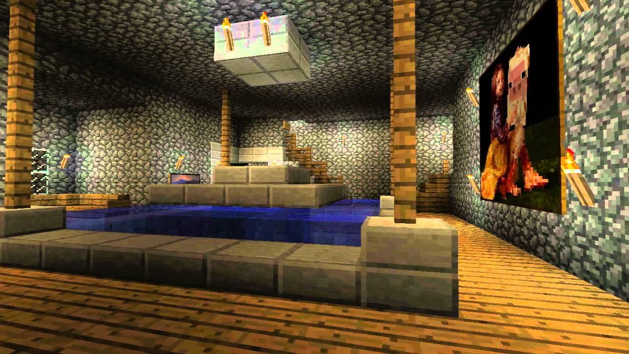 Minecraft - Underwater Castle - YouTube
