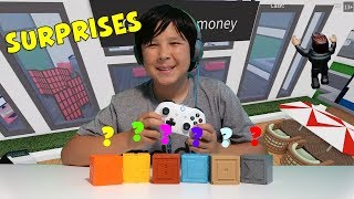 All ROBLOX Figures Revealed - Surprise Boxes Series 1 to 6