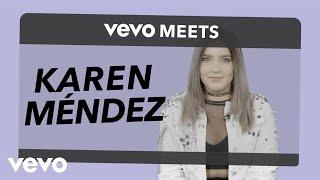 Karen Mendez - Vevo Meets